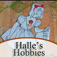 Grab badge for Halle's Hobbies
